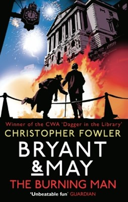 (ebook) Bryant & May - The Burning Man