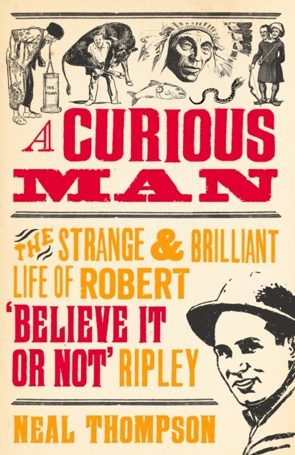 (ebook) A Curious Man