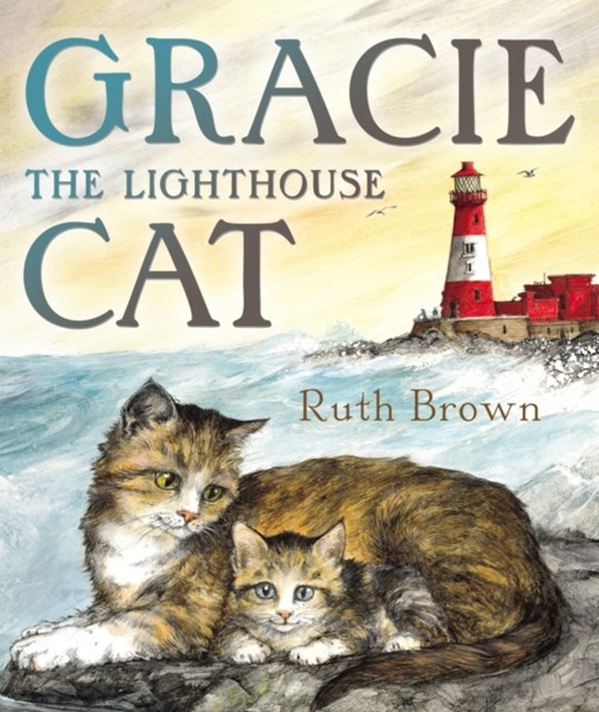 Gracie, the Lighthouse Cat