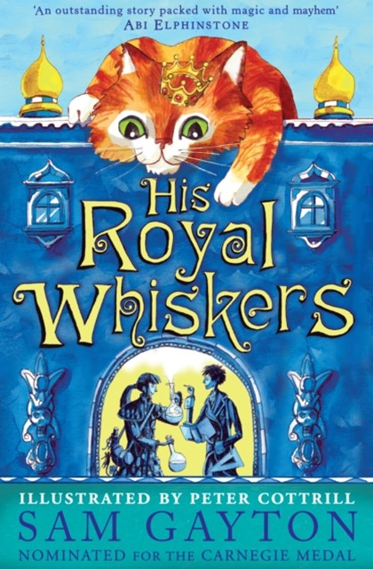 (ebook) His Royal Whiskers