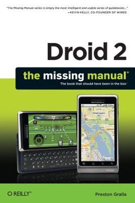(ebook) Droid 2: The Missing Manual