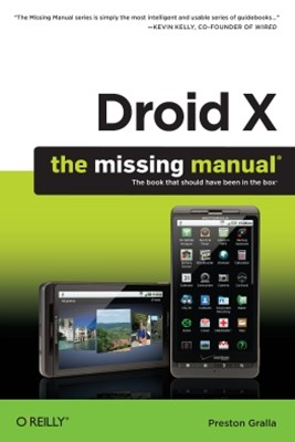 (ebook) Droid X: The Missing Manual