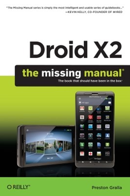 (ebook) Droid X2: The Missing Manual