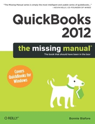 (ebook) QuickBooks 2012: The Missing Manual