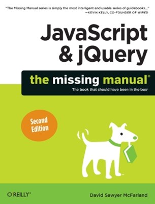 (ebook) JavaScript & jQuery: The Missing Manual