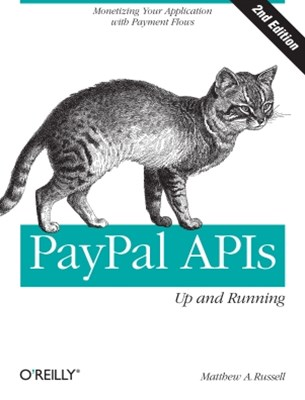 (ebook) PayPal APIs: Up and Running