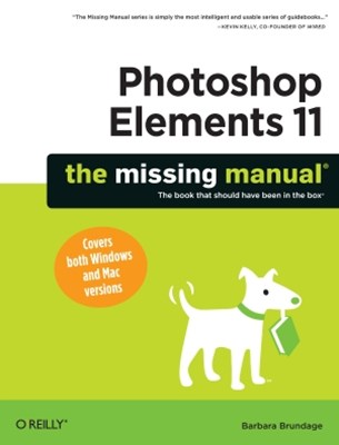 (ebook) Photoshop Elements 11: The Missing Manual
