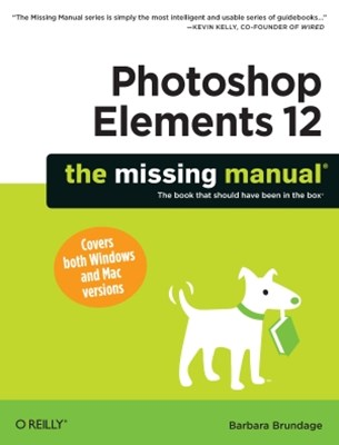 (ebook) Photoshop Elements 12: The Missing Manual