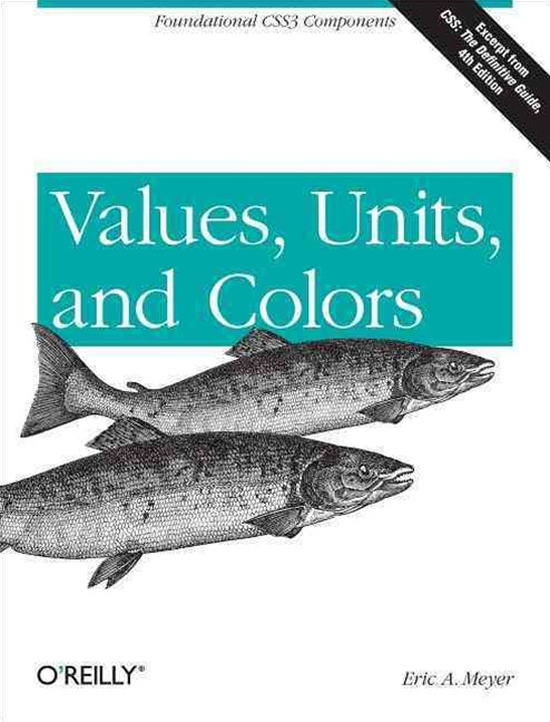 Values, Units, and Colors