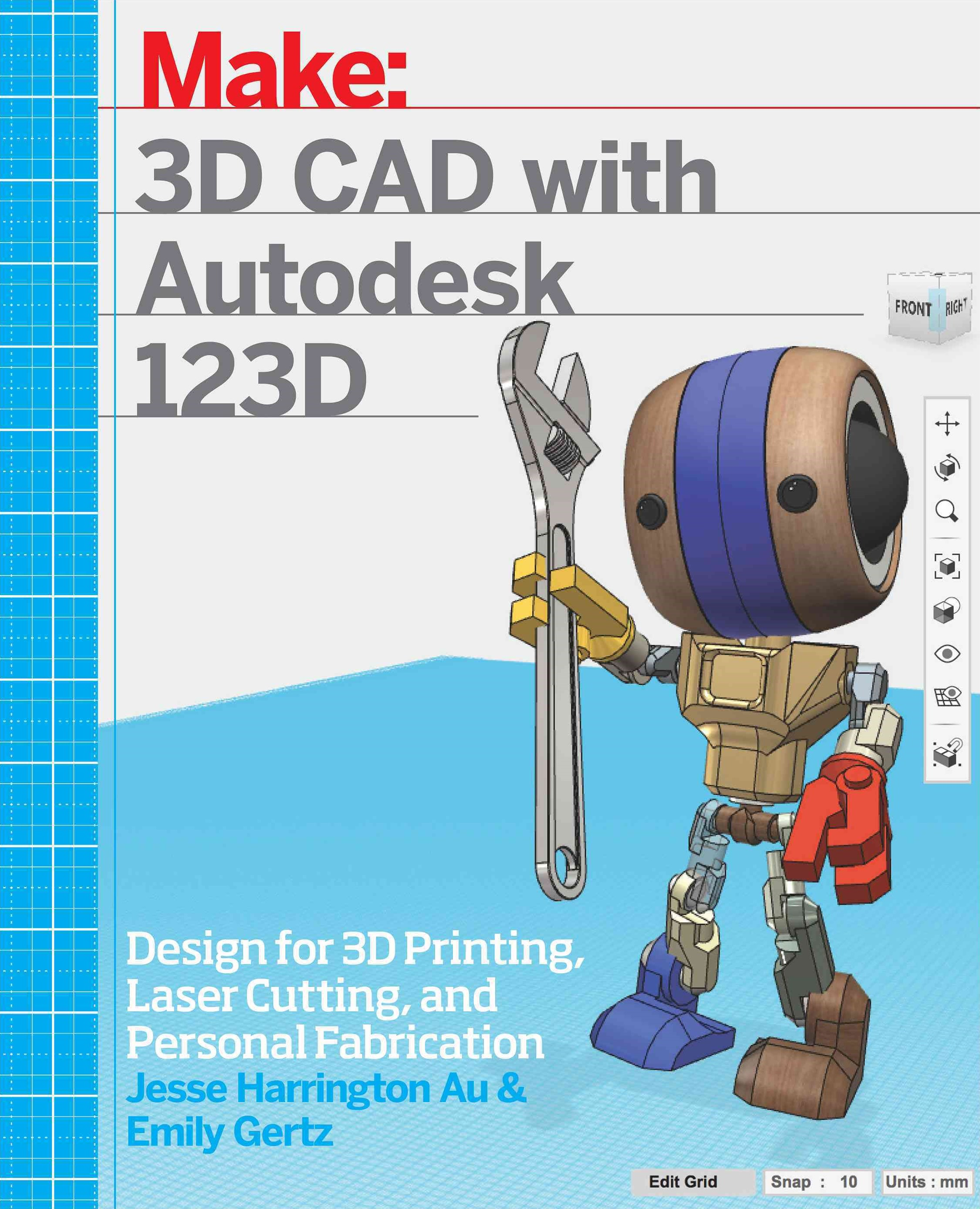 3D CAD with Autodesk 123D