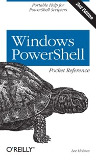 (ebook) Windows PowerShell Pocket Reference - Computing Operating Systems