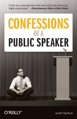 (ebook) Confessions of a Public Speaker