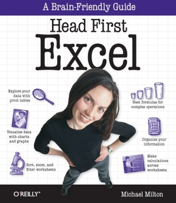Head First Excel