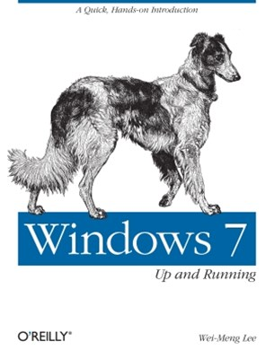 Windows 7: Up and Running