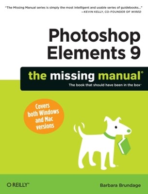 (ebook) Photoshop Elements 9: The Missing Manual