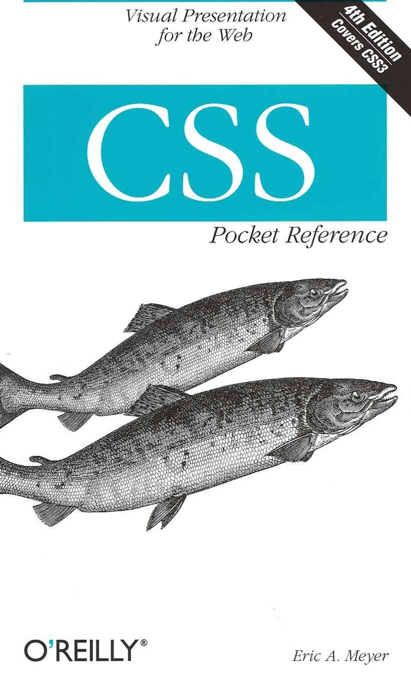 CSS Pocket Reference 4/e