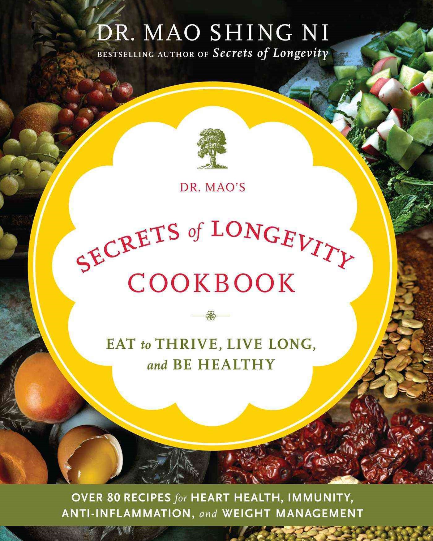 Secrets of Longevity Cookbook