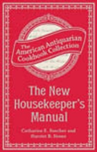 (ebook) The New Housekeeper's Manual - Cooking American