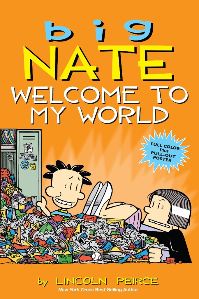 Big Nate -- Welcome to My World