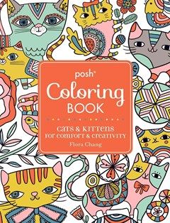 Coloring Book For Adults Dymocks