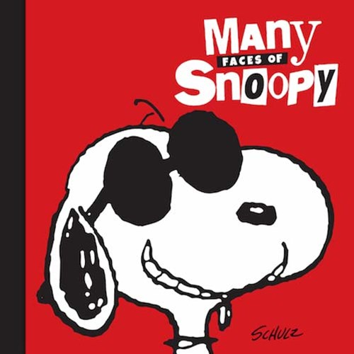 Many Faces of Snoopy