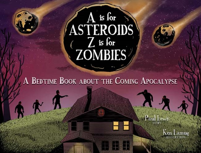 A is for Asteroids, Z is for Zombies