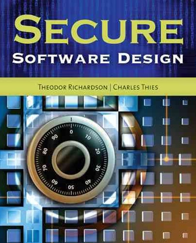 Secure Software Design