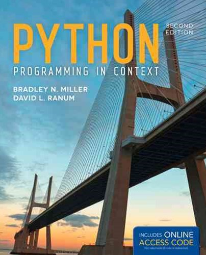 Python : Programming in Context