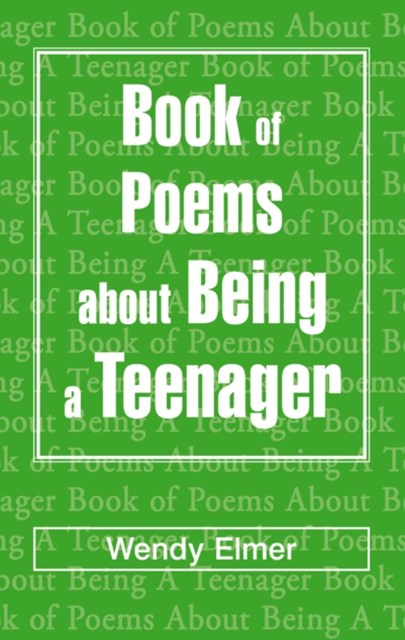 (ebook) Book of Poems About Being a Teenager