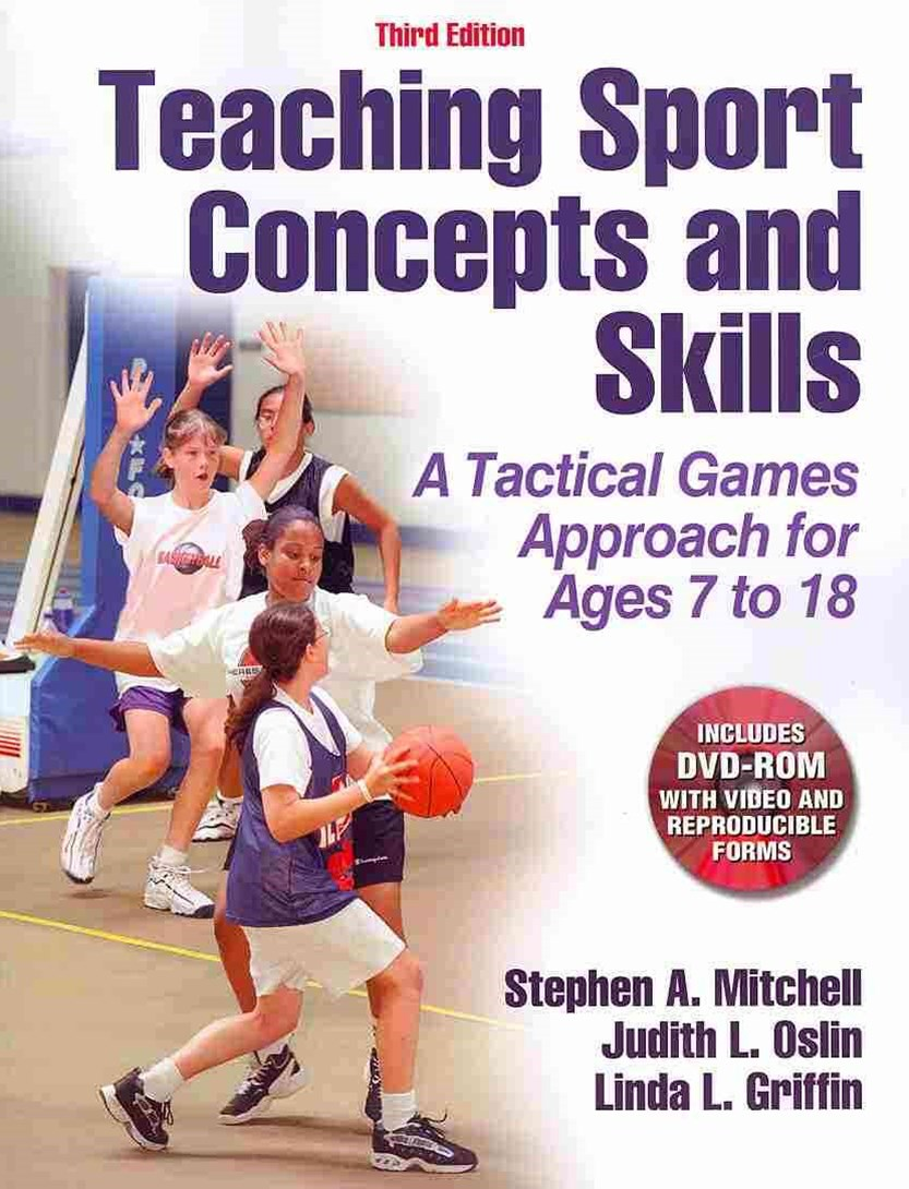 Teaching Sport Concepts and Skills-3rd Edition