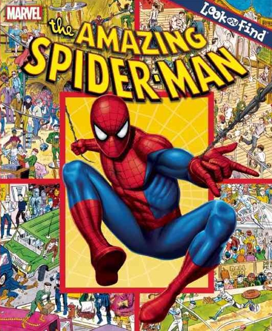 Look and Find® MARVEL the Amazing Spider-Man(tm)