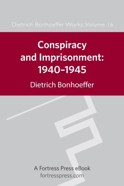 (ebook) Conspiracy and Imprisonment, 1940-1945