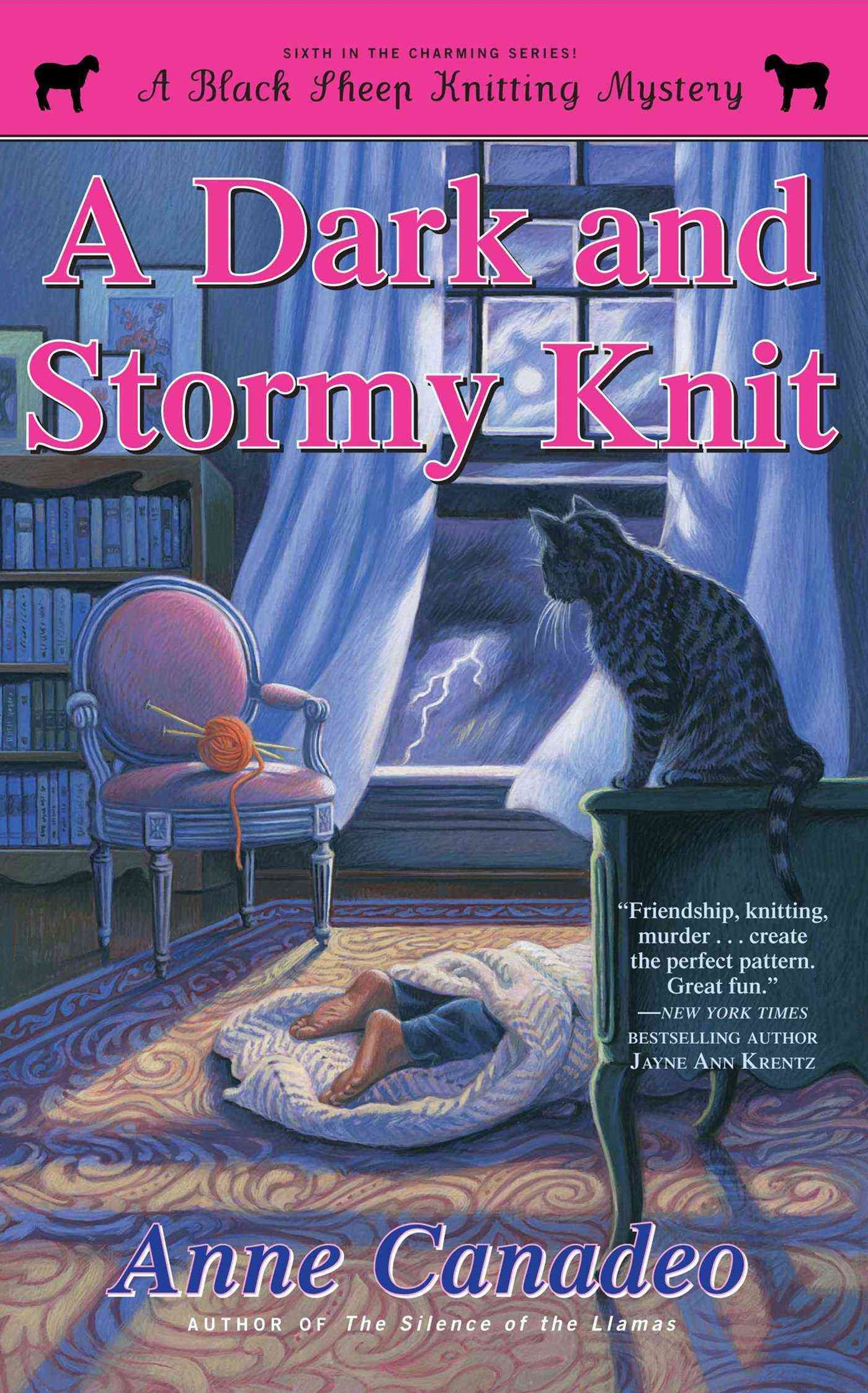 Dark and Stormy Knit