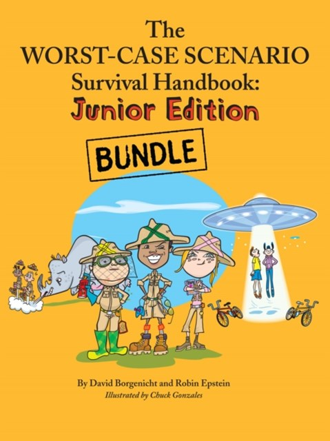 Worst-Case Scenario Survival Junior Bundle