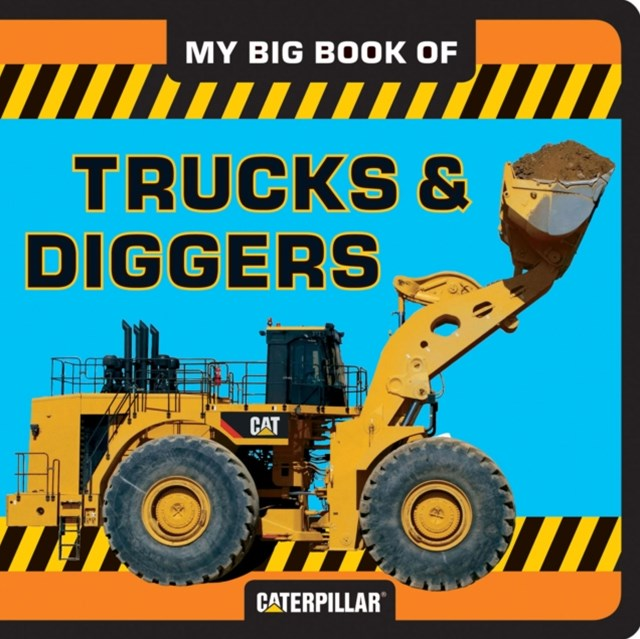 My Big Book of Trucks and Diggers