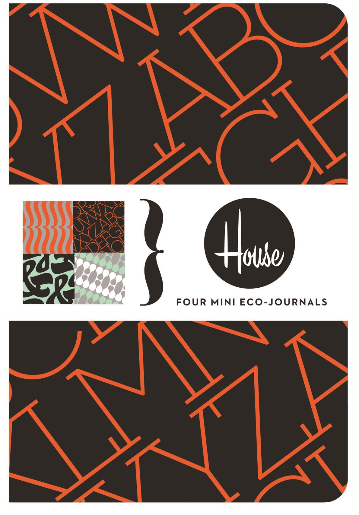 House Industries Mini Eco-Journals