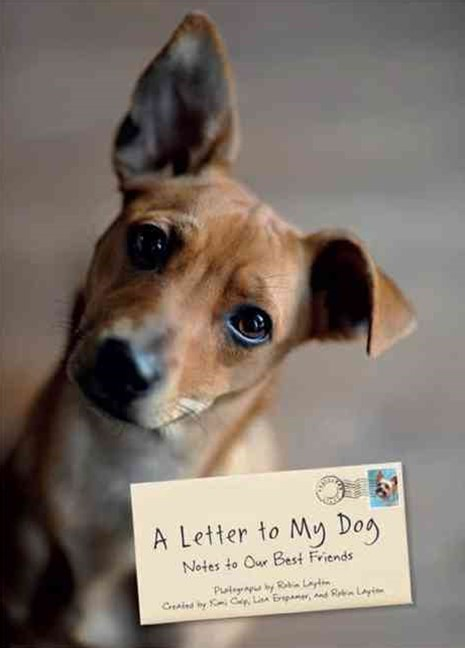 Letter to My Dog
