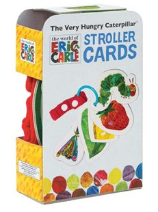 The Very Hungry Caterpillar Stroller Cards by Chronicle Books (9781452114477) - PaperBack - Non-Fiction Animals
