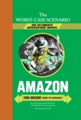 Worst-Case Scenario Ultimate Adventure Novel: Amazon