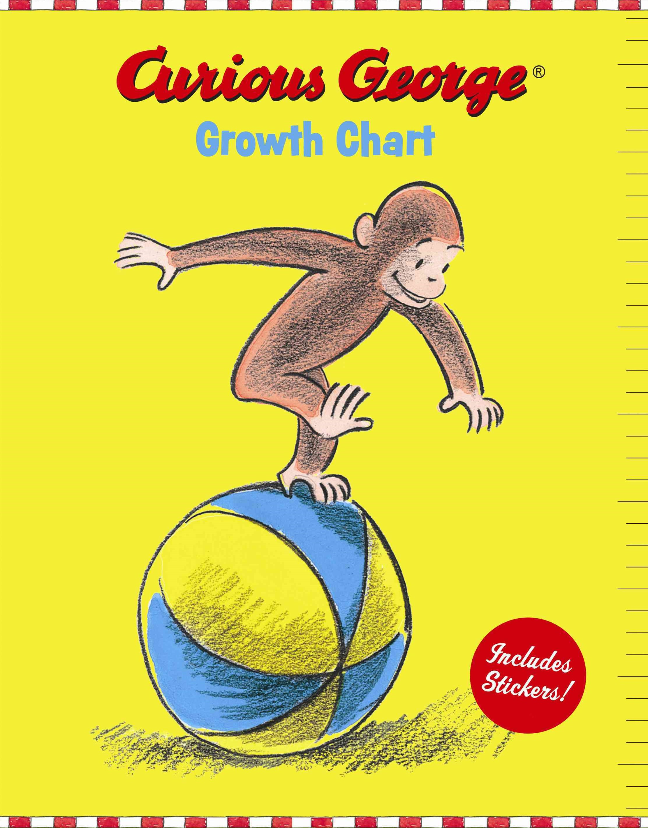 Curious George Growth Chart