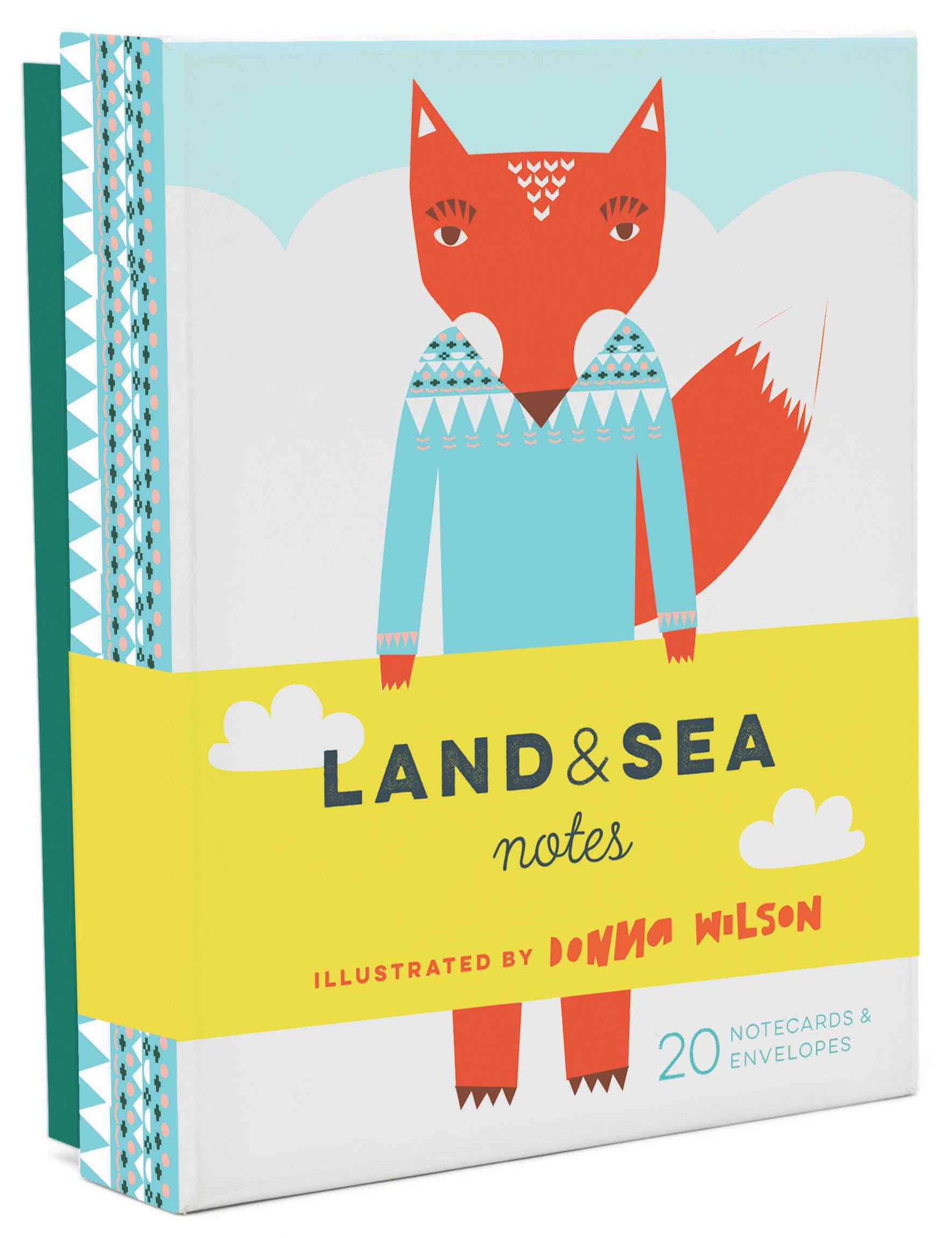 Land and Sea Notes