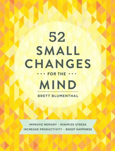 (ebook) 52 Small Changes for the Mind