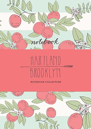 Hartland Brooklyn - Freshly Picked Notebook Collection