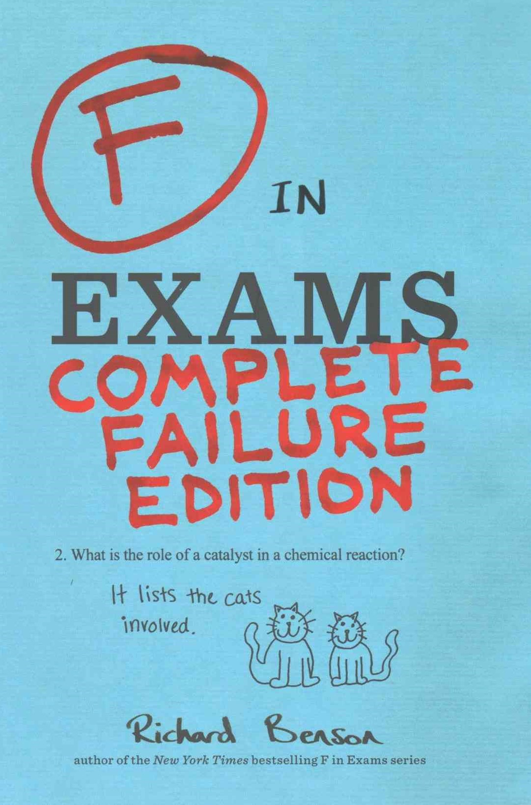 F in Exams - Complete Failure