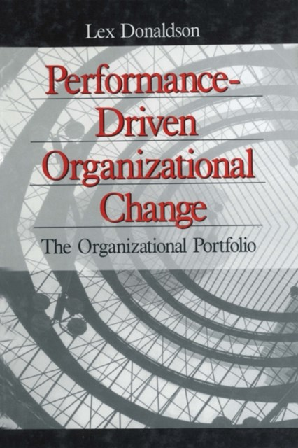 Performance-Driven Organizational Change