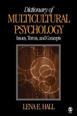 Dictionary of Multicultural Psychology