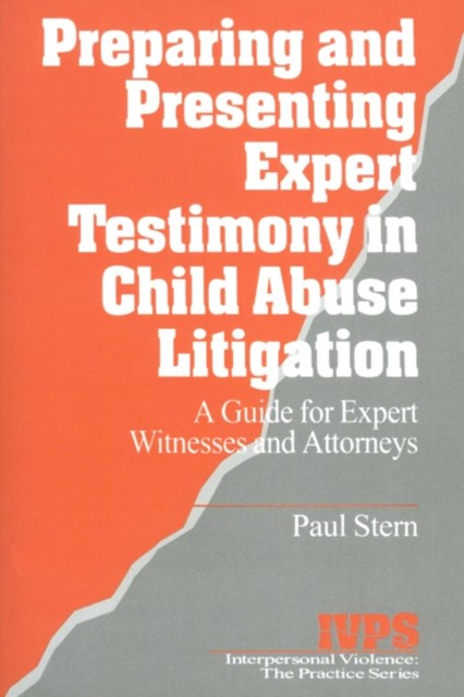 (ebook) Preparing and Presenting Expert Testimony in Child Abuse Litigation