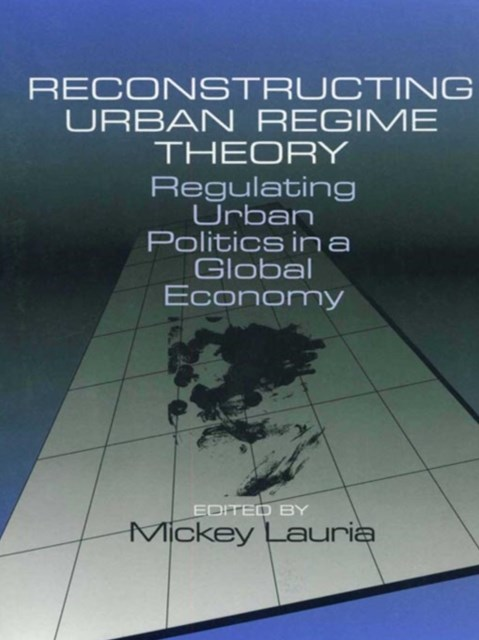 (ebook) Reconstructing Urban Regime Theory