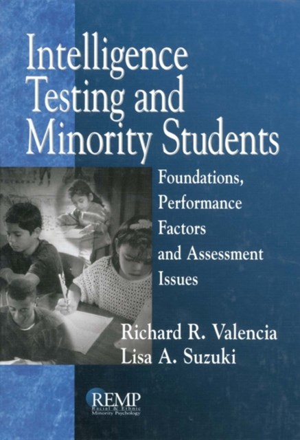 (ebook) Intelligence Testing and Minority Students