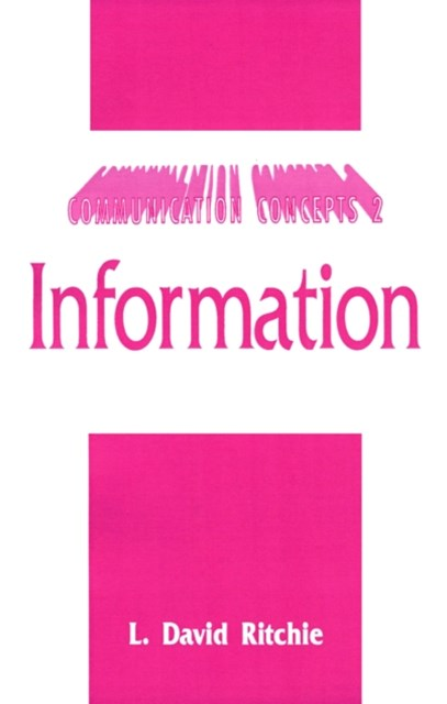(ebook) Information